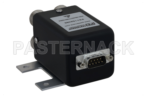 Transfer Electromechanical Relay Failsafe Switch, DC to 12 GHz, up to 430W, 28V, TTL, N