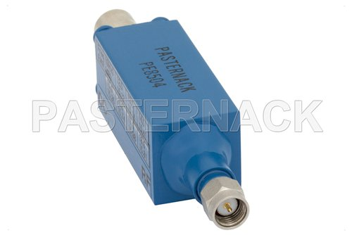 50 Ohm BNC Medium Power Noise Source With A Noise Output ENR Of 15.5 dB From 12 GHz to 18 GHz