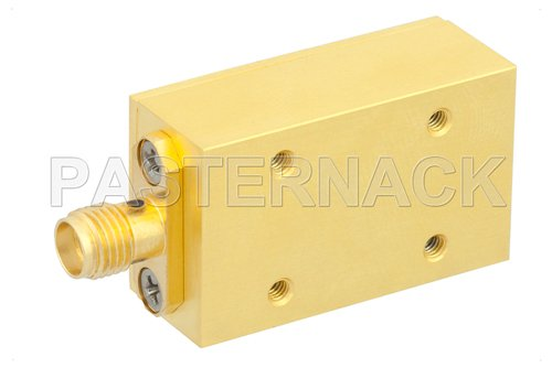 SMA Broadband Calibrated Noise Source With A High Noise Output ENR Of 26 dB From 10 MHz to 6 GHz