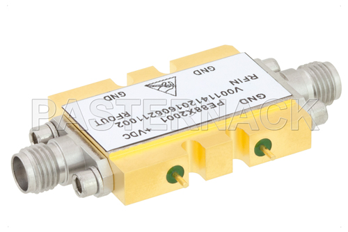 2x Frequency Multiplier Module, 24 GHz to 33 GHz Output Frequency, +14 dBm Output Power, Field Replaceable 2.92mm