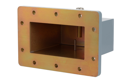 WR-430 CPR-430F Flange to N Female Waveguide to Coax Adapter Operating from 1.7 GHz to 2.6 GHz