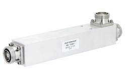 50 Ohm 2 Way 7/16 DIN Equal Tapper Optimized For Mobile Networks From 380 MHz to 2.5 GHz Rated at 700 Watts