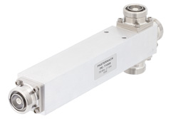 3 Way 7/16 DIN equal-tapper High Power From 700 MHz to 2.7 GHz Rated at 500 Watts