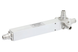 50 Ohm 4 Way N Equal Tapper Optimized For Mobile Networks From 376 MHz to 2.2 GHz Rated at 500 Watts