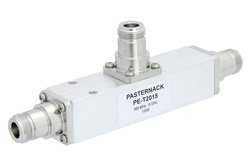 Low Loss 15 dB N Unequal Tapper Optimized For Mobile Networks From 380 MHz to 6 GHz Rated To 300 Watts