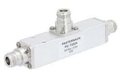 Low Loss 12 dB N Unequal Tapper Optimized For Mobile Networks From 380 MHz to 6 GHz Rated To 300 Watts