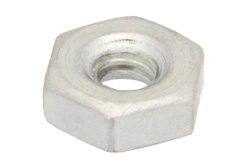 PE1009-100PK - 4-40 Zinc Plated Nut in 100 Each Packages