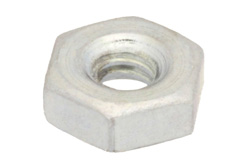 PE1009 - 4-40 Zinc Plated Nut in 100 Each Packages