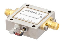 40 dB Gain, 1.5 dB NF, 15 dBm P1dB, 1.2 GHz to 1.4 GHz, Low Noise High Gain Amplifier SMA