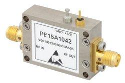 37 dBm IP3, 1 8 dB NF, 22 dBm P1dB, 50 MHz to 2 GHz, Low Noise