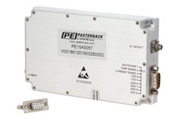 49 dB Gain, 80 Watt Psat, 20 MHz to 1 GHz, High Power LDMOS Amplifier, SMA, Class AB