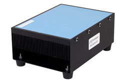 Heat Sink with 12V Fan for Most RF Power Amplifier PE15A5000 Series