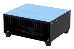 Heat Sink with 24V Fan for RF Power Amplifier PE15A5022