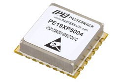 PE19XP5004 - Surface Mount (SMT) 500 MHz Phase Locked Oscillator, 10 MHz External Ref., Phase Noise -105 dBc/Hz, 0.9 inch Package