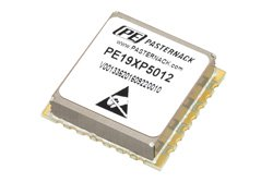 PE19XP5012 - Surface Mount (SMT) 4 GHz Phase Locked Oscillator, 100 MHz External Ref., Phase Noise -110 dBc/Hz, 0.9 inch Package