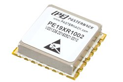 Surface Mount (SMT) 100 MHz Free Running Reference Oscillator, Internal Ref., Phase Noise -155 dBc/Hz, 0.9 inch Package