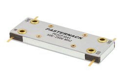 90 Degree Drop-In Hybrid Coupler From 500 MHz to 2.5 GHz Rated to 200 Watts