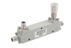 Directional 20 dB 1.85mm Coupler From 1 GHz to 67 GHz Rated to 20 Watts