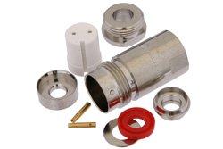 PE4346 - 3/4 inch-20 Female Connector Clamp/Solder Attachment For PE-S330