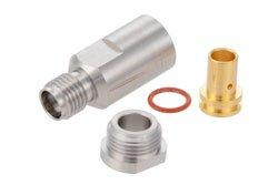 PE44227 - 2.92mm Female Connector Clamp/Solder Attachment for PE-SR402AL, PE-SR402FL, RG402