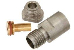 PE44228 - 2.92mm Female Connector Clamp/Solder Attachment for PE-SR405AL, PE-SR405FL, PE-SR405FLJ, PE-SR405TN, RG405