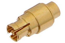 Mini SMP Female Connector Solder Attachment For PE-047SR, PE-SR047AL, PE-SR047FL