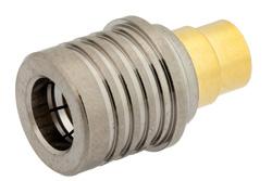 PE44496 - QMA Male Connector Solder/Non-Solder Contact Attachment for PE-SR402AL, PE-SR402FL, PE-SR402FLJ, PE-SR402TN, RG402