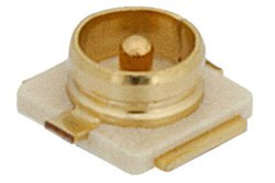 PE44594 - UMCX Jack Connector Solder Attachment Surface Mount PCB