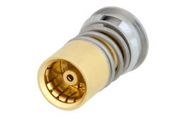 BMA Jack Snap-On Connector Solder Attachment for RG405, PE-SR405AL, PE-SR405FL, PE-SR405FLJ, Spring Loaded