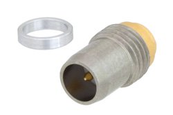 BMA Plug Slide-On Hermetically Sealed Thread-In Mount