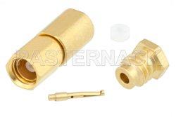 PE45366 - SSMC Plug Connector Clamp/Solder Attachment for PE-047SR, PE-SR047AL, PE-SR047FL