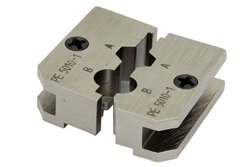 PE5010-1 - Crimp Tool Die With 0.213, 0.068 Size Hex Bit For Cable Type Works With PE5008 and PE5009