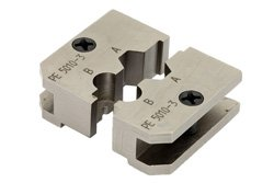 PE5010-3 - Crimp Tool Die With 0.255, 0.068 Size Hex Bit For Cable Type Works With PE5008 and PE5009