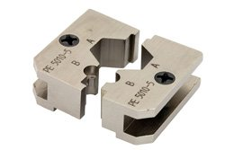 PE5010-5 - Crimp Tool Die With 0.429, 0.100 Size Hex Bit For Cable Type Works With PE5008 and PE5009