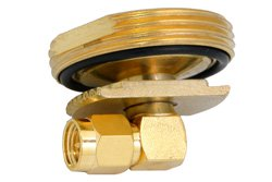 PE51020 - Band Antenna Operates From DC to 5.8 GHz With a Nominal 0 Gain SMA Male Input Connectors