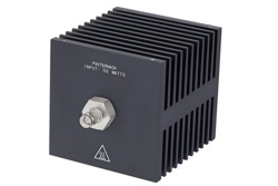 Medium Power 50 Watt RF Load Up to 18 GHz with SMA Male