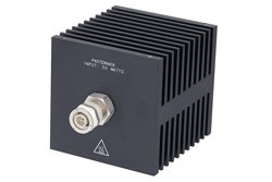 Medium Power 50 Watt RF Load Up to 18 GHz with TNC Male