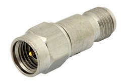 1 dB Fixed Attenuator, 2.92mm Male to 2.92mm Female Passivated Stainless Steel Body Rated to 2 Watts Up to 26.5 GHz
