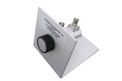 PE7034-5 - 0 to 100 dB Rotary Step Attenuator, BNC Female to BNC Female With 10 dB Step Rated to 1 Watt Up to 2 GHz