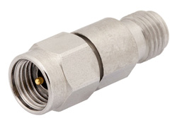 12 dB Fixed Attenuator, 2.92mm Male to 2.92mm Female Passivated Stainless Steel Body Rated to 1 Watt Up to 40 GHz