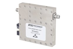 PE70A5010 - TTL Controlled Programmable Attenuator, 95 dB, from 200 MHz to 6 GHz, 1 dB Steps, SMA Female