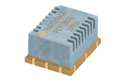SPDT Electromechanical Relay Latching Switch, DC to 3 GHz, up to 400W, 24V, Hot Switching, SMT