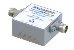 Absorptive SPST PIN Diode Switch Operating From 500 MHz to 40 GHz Up to 0.1 Watts (+20 dBm) and Field Replaceable 2.92mm