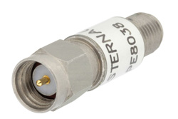 SMA PIN-Schottky Limiter, 100 Watts Peak Power, 14 dBm Flat Leakage, 11 GHz to 18 GHz