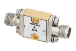 2.92mm High Power Limiter, 20 Watts Peak Power, 10 ns Recovery, 18 dBm Flat Leakage, 18 GHz to 40 GHz