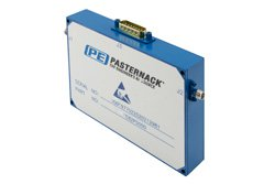 PE82P5000 - 8 Bit Programmable Phase Shifter, 500 MHz to 2 GHz, 360 Deg Phase Shift, 256 Steps and SMA