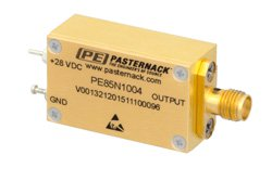 SMA Broadband Calibrated Noise Source With A Noise Output ENR Of 15 dB From 1 GHz to 18 GHz