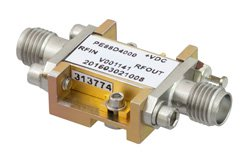 Frequency Divider, Divide by 4 Prescaler Module, 500 MHz to 18 GHz, Field Replaceable SMA