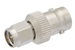 PE9074 - SMA Male to BNC Female Adapter