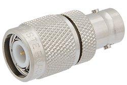 PE9088 - TNC Male to BNC Female Adapter